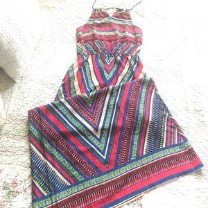 Maxi boho dress- EXCELLENT CONDITION